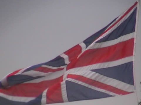 Flag of Great Britain and Northern Ireland (Union Jack) video