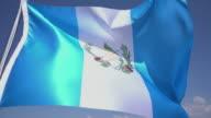 Flag of Guatemala video