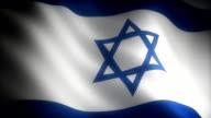 Flag of Israel video
