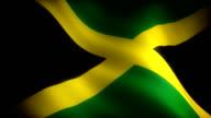 Flag of Jamaica video