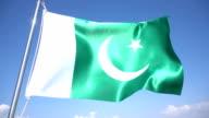 Flag of Pakistan video