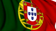 Flag of Portugal video