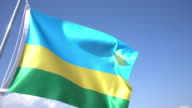 Flag of Rwanda video
