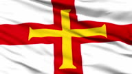 Flag Of The Bailiwick Of Guernsey video