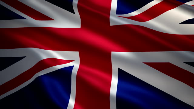Flag of the United Kingdom video
