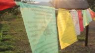 Flags prayer video