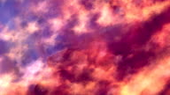Flame Nebula In Motion video
