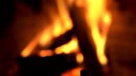 Flame - Open Fire 1080p, Depth of Field Change video