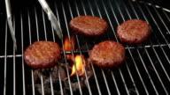 Flaming Burgers... video