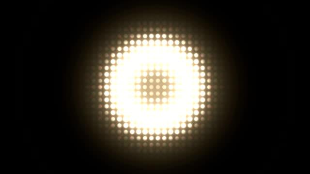 Flash lighting, LED light video