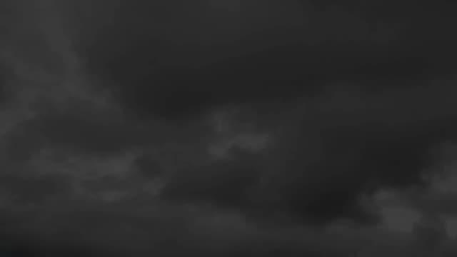 Flash of a lightning video