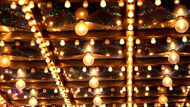 Flashing Casino Lights video