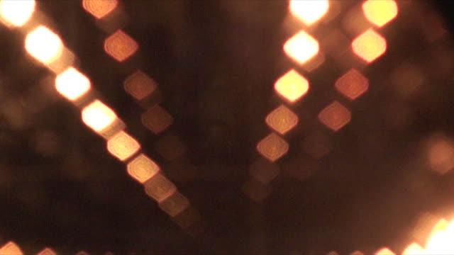 HD Flashing Lights Video video