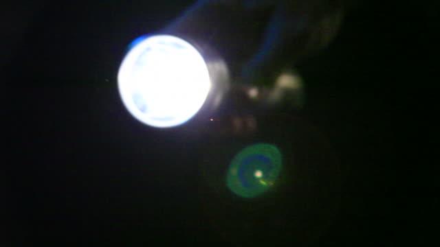 Flashlight Searching video