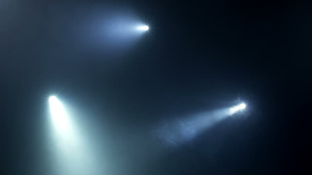 Flashlights in Fog video