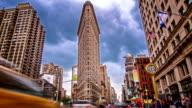 Flatiron Building video