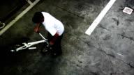 BMX: Flatland video