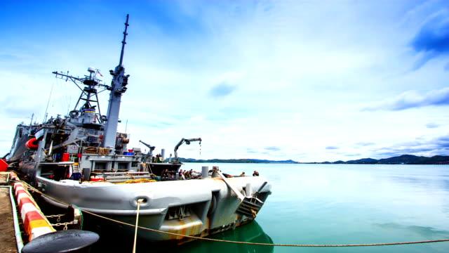 Fleet of Navy Ships video