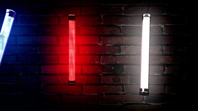 Flicker 3 light bulb video