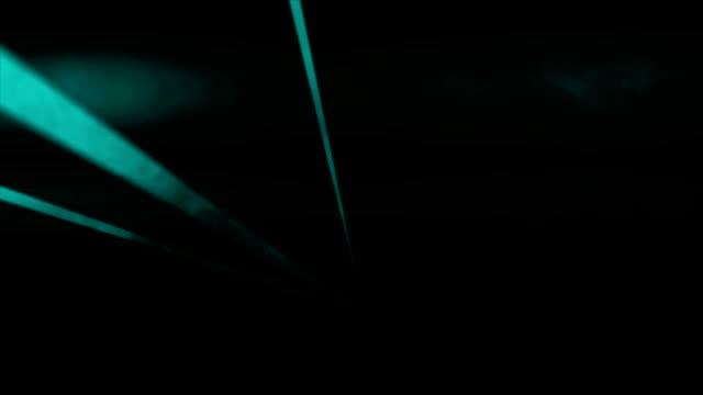 Flickering Disco Laser Spotlights with Smoke video