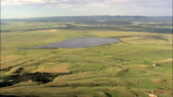 Flight And Reveal Bear Butte  - Aerial View - South Dakota,  Meade County,  United States video