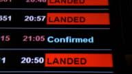 Flight confirmed video