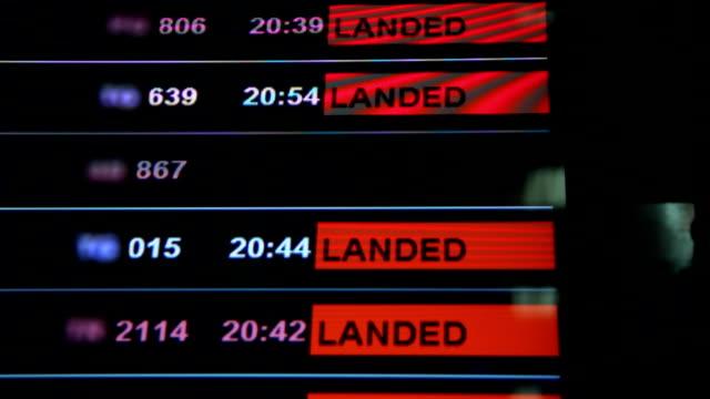Flight delayed. video