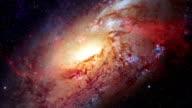 Flight Into Galaxy video