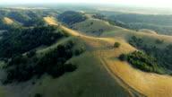 Flight over Sandhills video