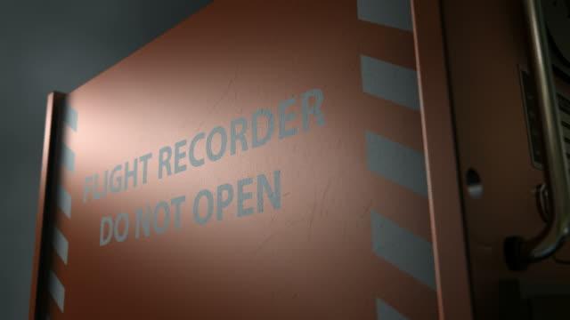 flight recorder dark pan down video
