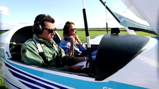 Flight School video