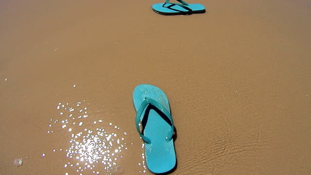Flip Flops Washed Ashore video