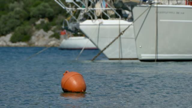 Floating Beacon in Harbor video