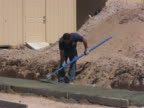 NTSC: Floating Cement at a Construction Site video