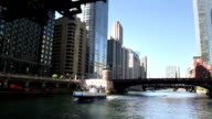 Floating Down Chicago River video