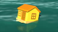 floating house video