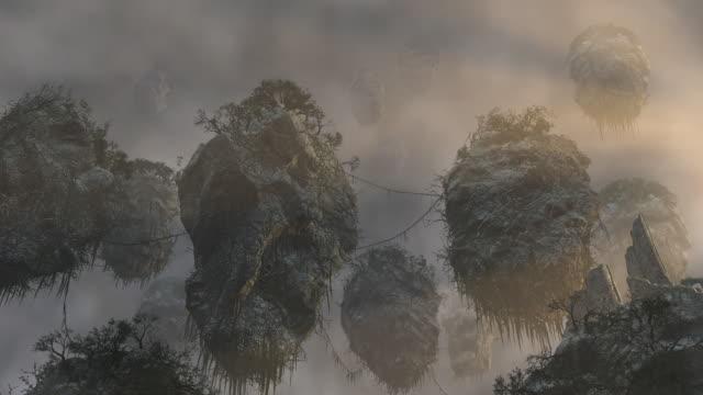 Floating Islands video