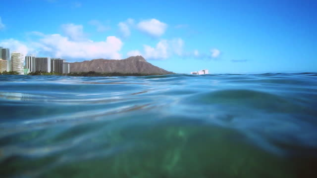 Floating On The Water in Waikiki video