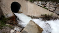 Flood control outlet P HD 0717 video
