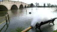 Flood defence pump video