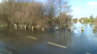 Flooded Road video