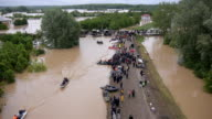 floods rescue operation video