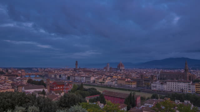 Florence italy duomo cathedral landmark video