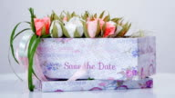 Flower gift for a girl, a woman, a loved one video