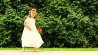 Flower Girl Dances video