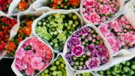 flower market thailand video