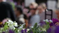 flower market video