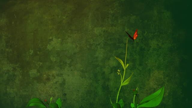 Flowers_green(HDTV) video