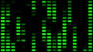 Flowing LED Background - Downwards video