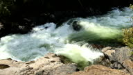 Flowing Rapids video